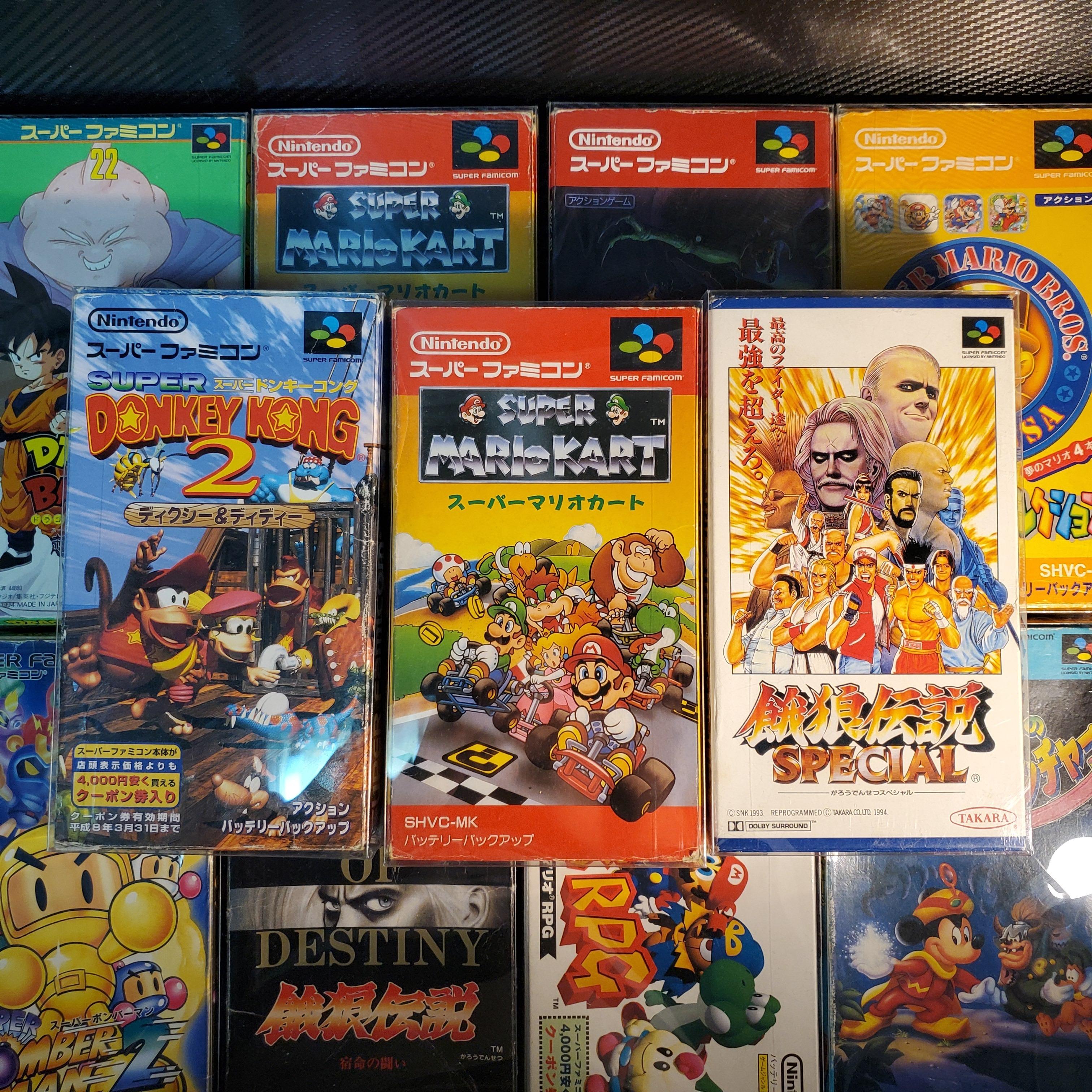 [VDS] Nostalgeek Store — Super Famicom / GBA / GB / Nintendo 64 / GameCube 201005104659853870