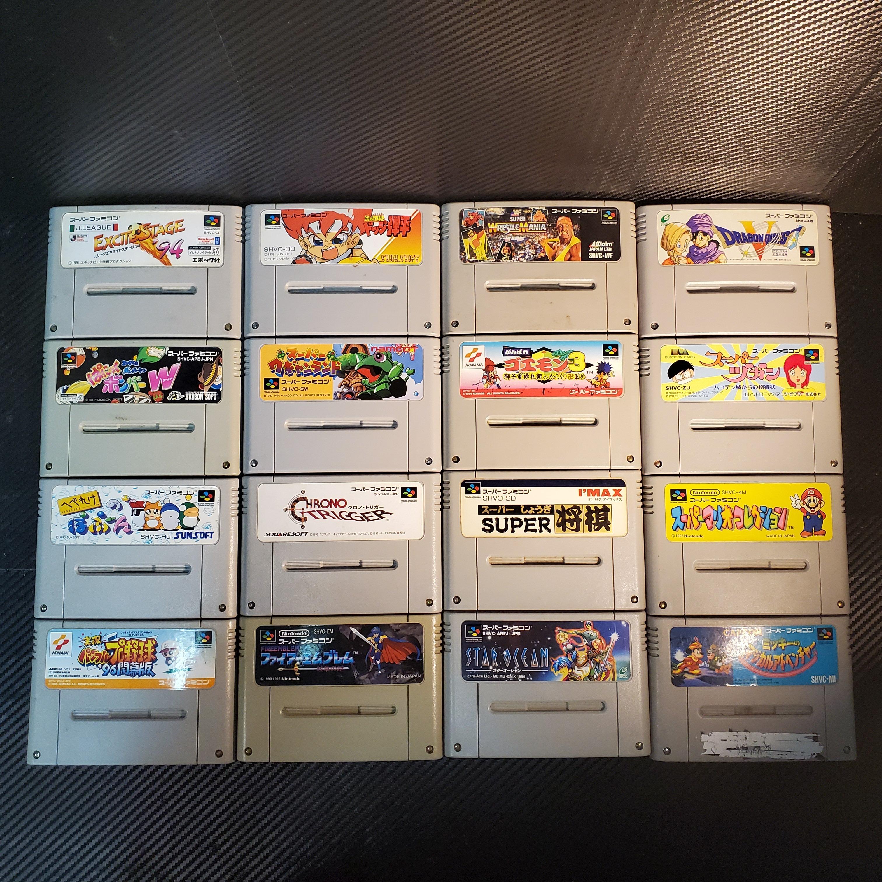 [VDS] Nostalgeek Store — Super Famicom / GBA / GB / Nintendo 64 / GameCube 201005105017250542