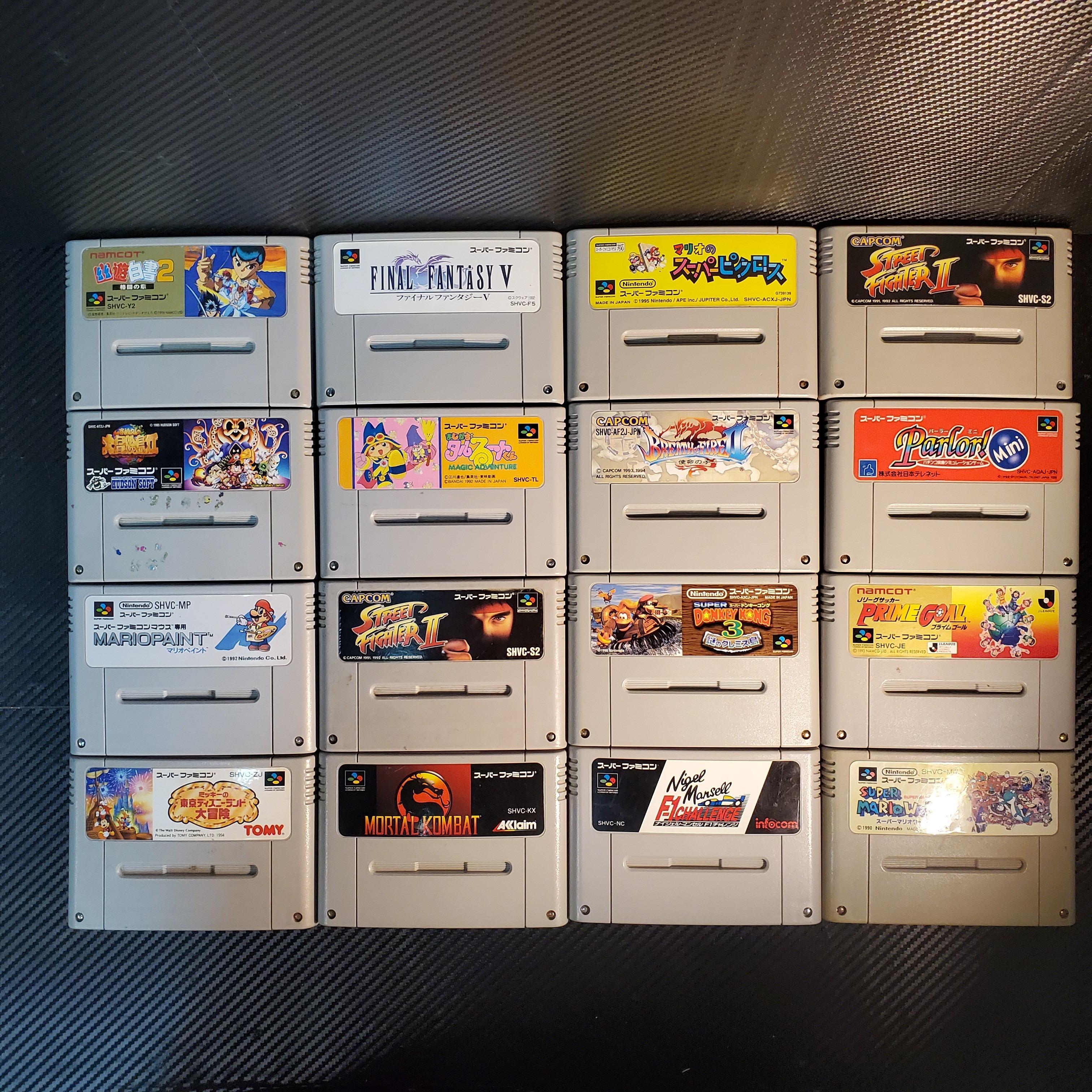 [VDS] Nostalgeek Store — Super Famicom / GBA / GB / Nintendo 64 / GameCube 201005105019676131