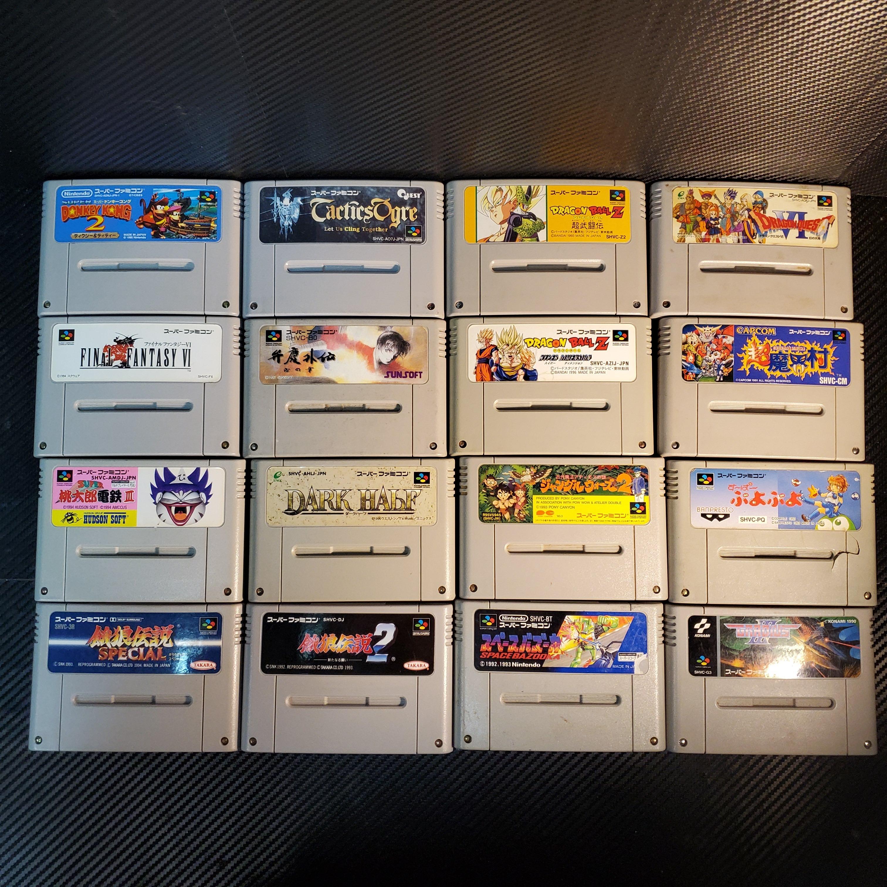 [VDS] Nostalgeek Store — Super Famicom / GBA / GB / Nintendo 64 / GameCube 201005105027505156