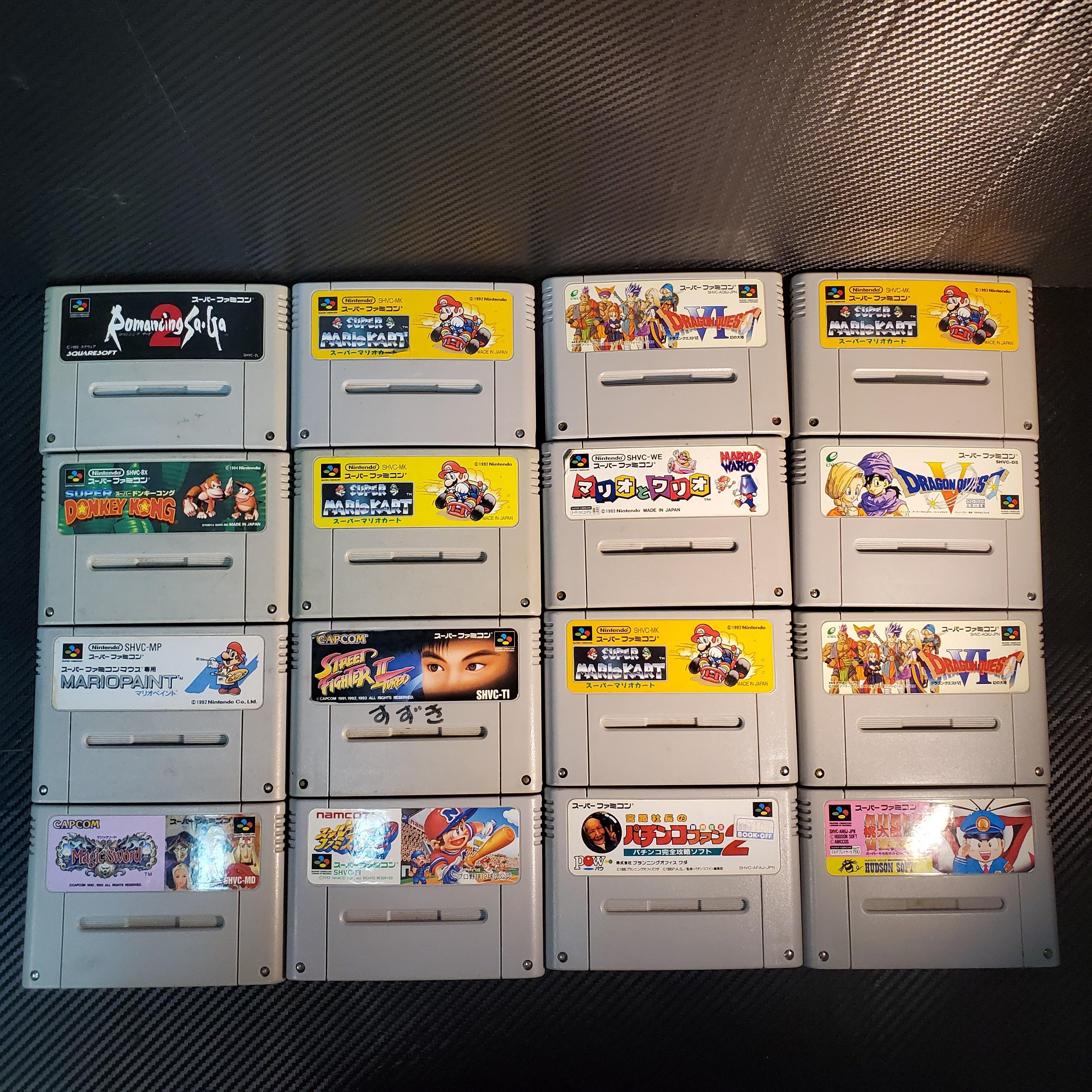 [VDS] Nostalgeek Store — Super Famicom / GBA / GB / Nintendo 64 / GameCube 201005105042703607
