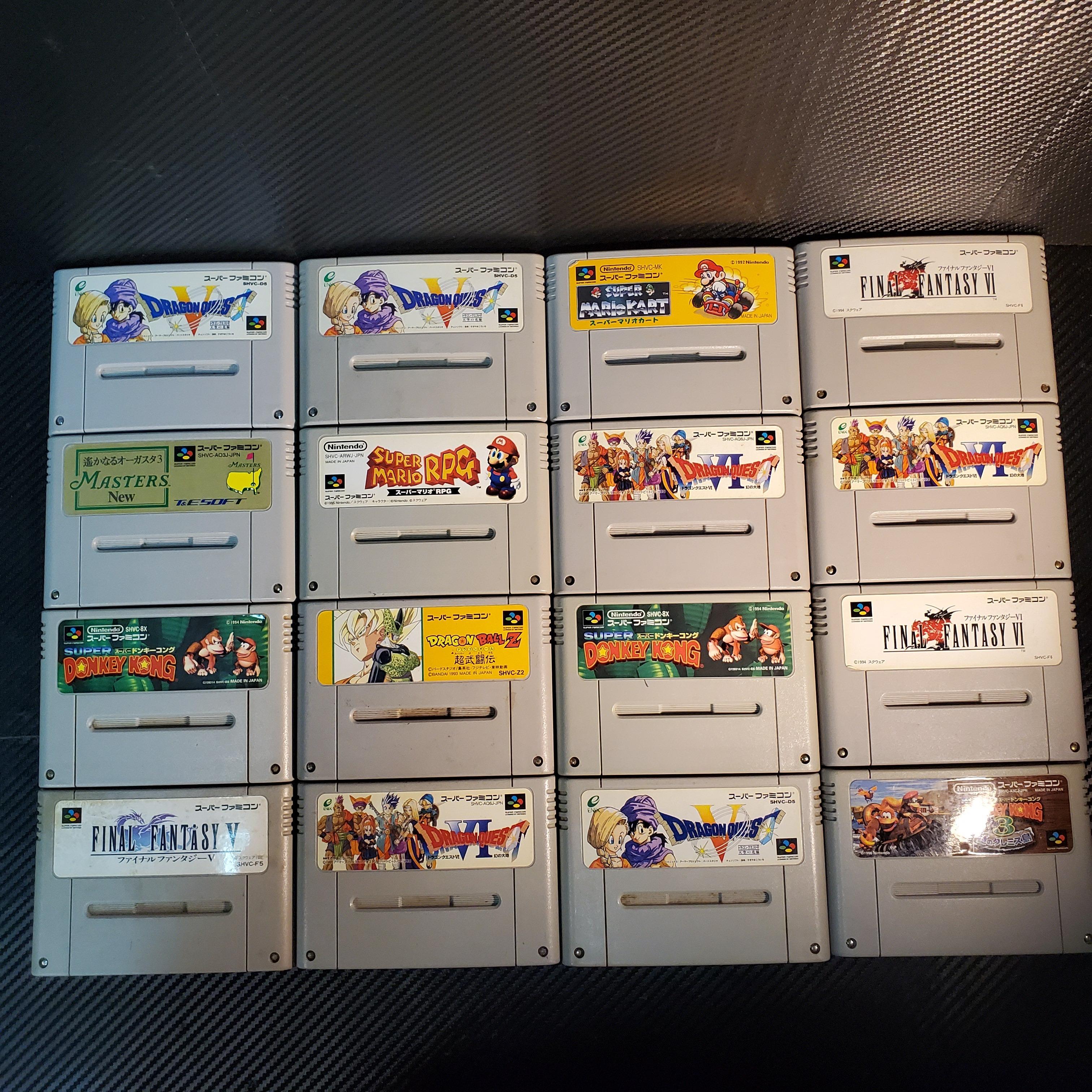 [VDS] Nostalgeek Store — Super Famicom / GBA / GB / Nintendo 64 / GameCube 201005105047626605