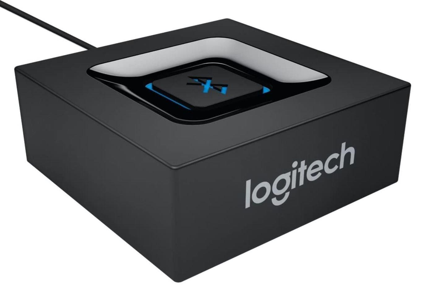 Capture Recepteur Logitech 1