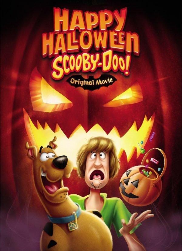 Happy Halloween, Scooby-Doo! (2020) poster image