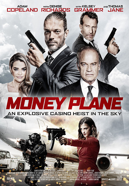 Money Plane (2020) poster image