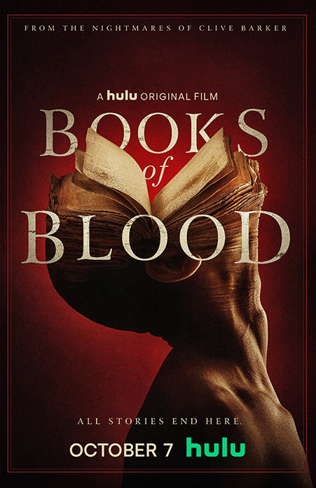 Books of Blood (2020) poster image