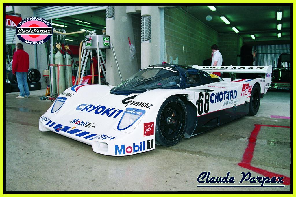 24 h 92 68T Porsche 962C NP 2
