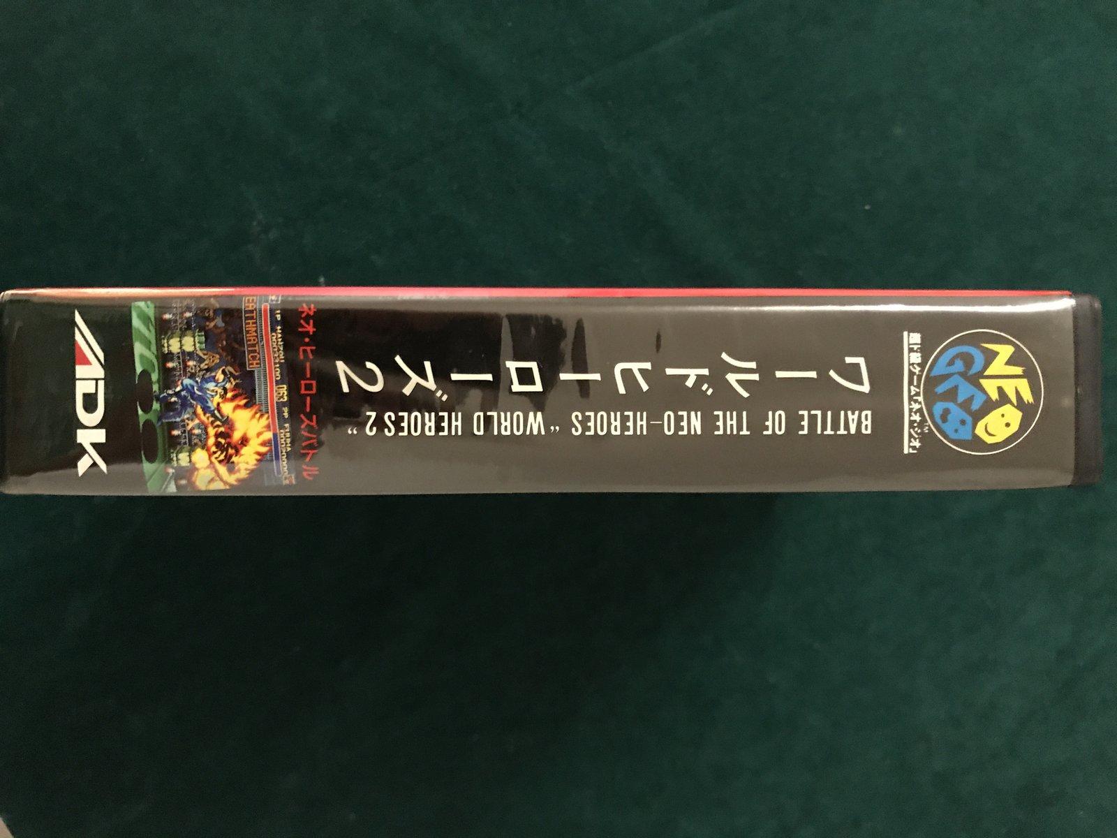 [VDS] Jeux NeoGeo AES (version jap) [VDS] SNK AES >>>>baisse de prix 201010023222772031