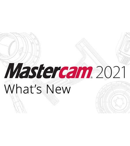 Poster for Mastercam 2021