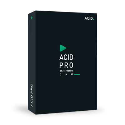 Poster for MAGIX ACID Pro Suite