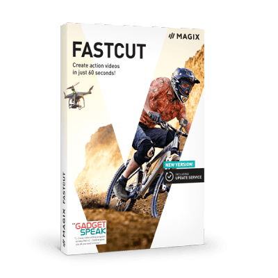 Poster for MAGIX Fastcut Plus Edition