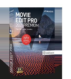 Poster for MAGIX Movie Edit Pro Premium