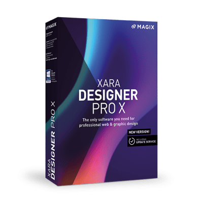 Poster for MAGIX XARA Designer Pro