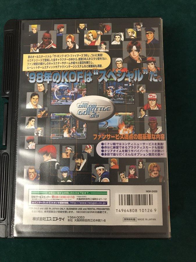 [VDS] Jeux NeoGeo AES (version jap) [VDS] SNK AES >>>>baisse de prix 201010120645881622