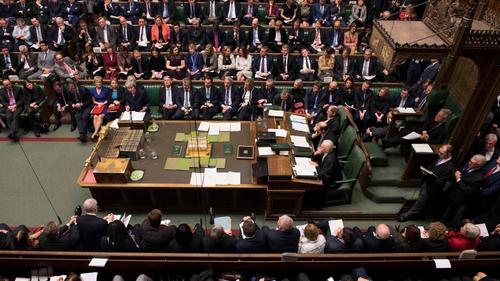 Parlement heenylthain