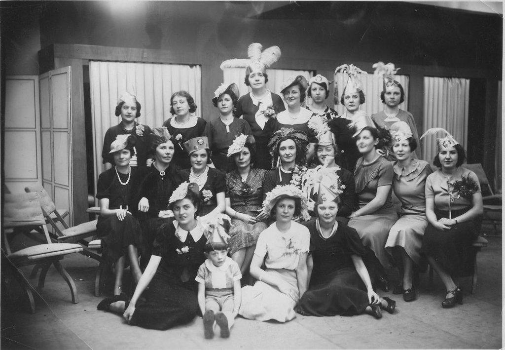 1936 - Ste Catherine.