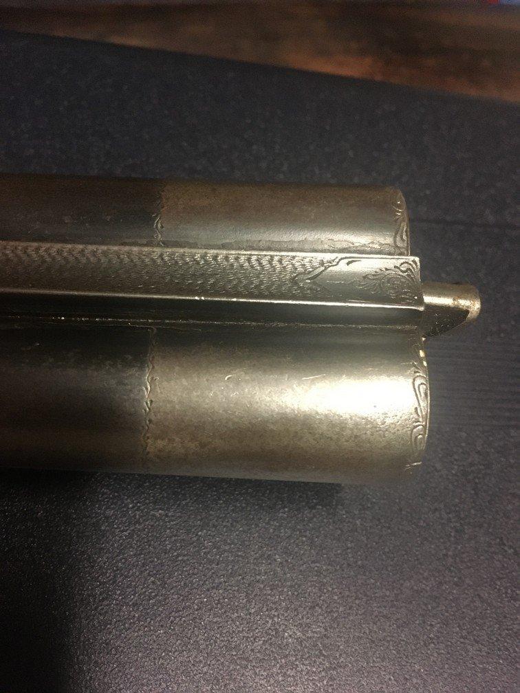 Fusil Darne Modèle 1891 à culasse ascendante Calibre 12/65 201013080008720086