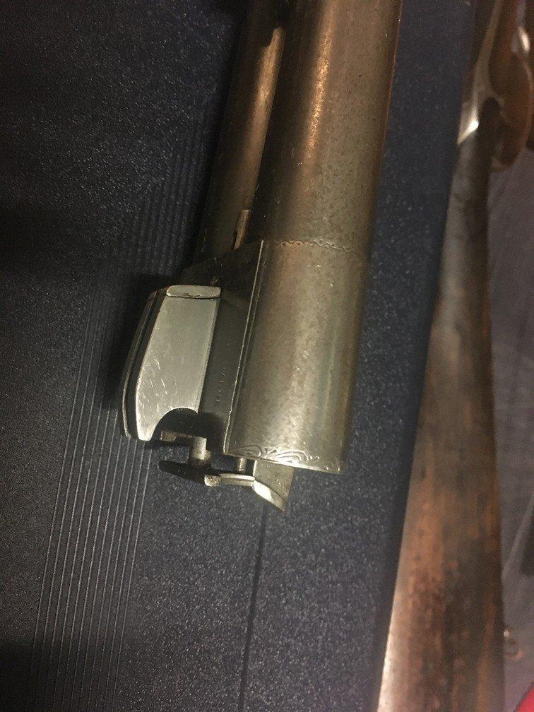 Fusil Darne Modèle 1891 à culasse ascendante Calibre 12/65 201013080008925928