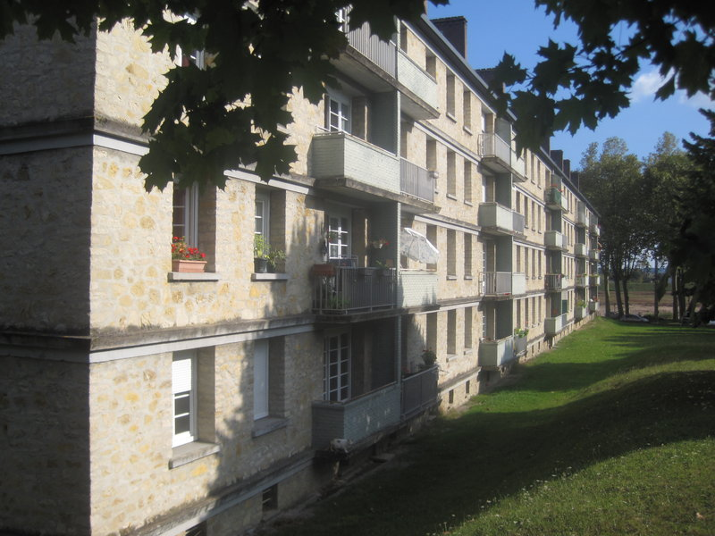 rue de Gonzague, NEVERS, 58000, 3 Chambres Chambres,Appartement,vente,Résidence Cité Parc,rue de Gonzague,1,2052