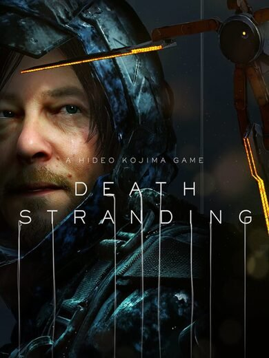 Poster for Death Stranding
