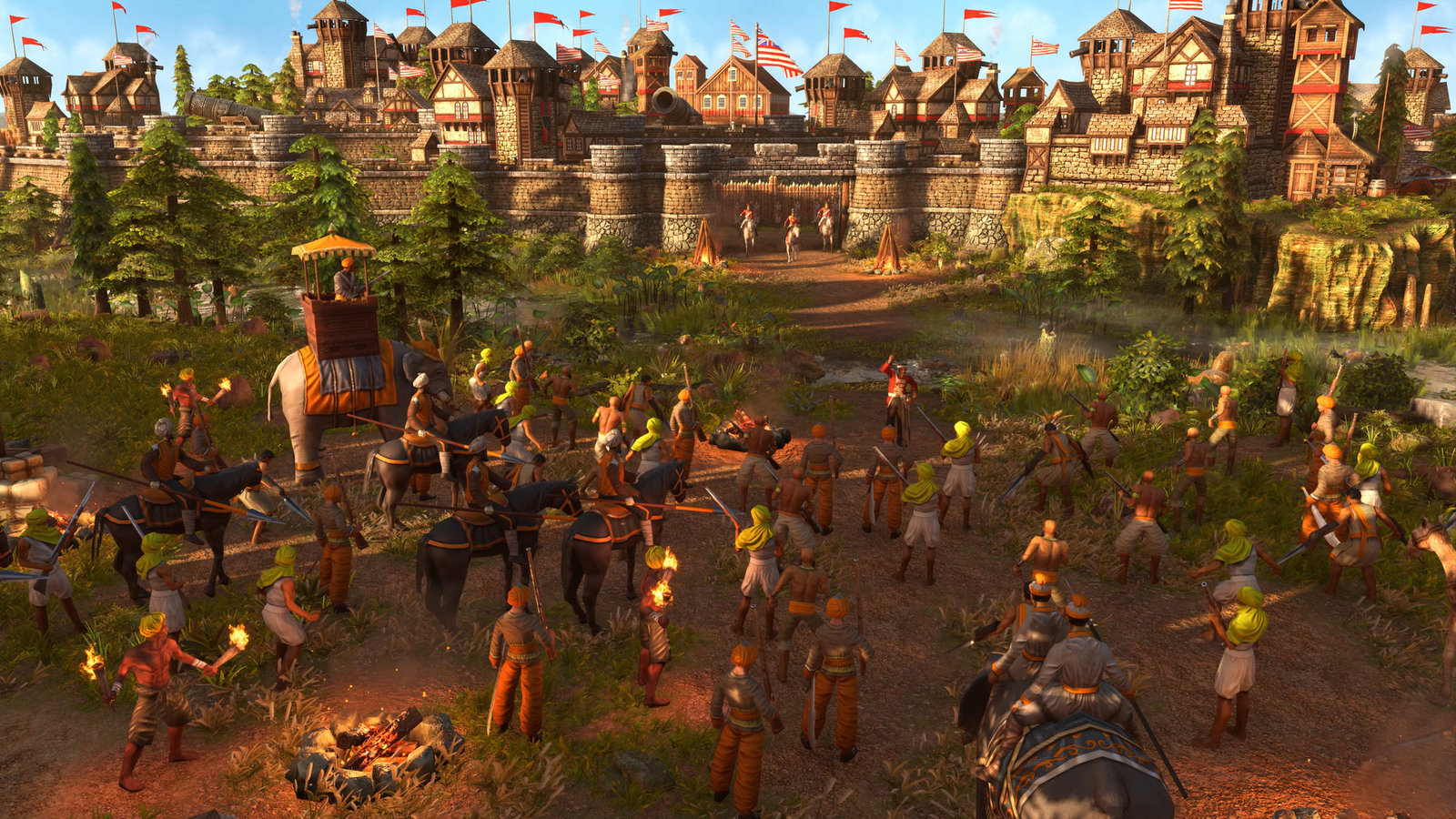 Age of Empires III: Definitive Edition image 1