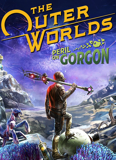 Poster for The Outer Worlds: Peril on Gorgon