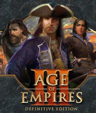 Poster for Age of Empires III: Definitive Edition