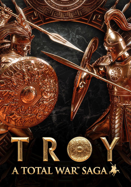 Poster for A Total War Saga: TROY