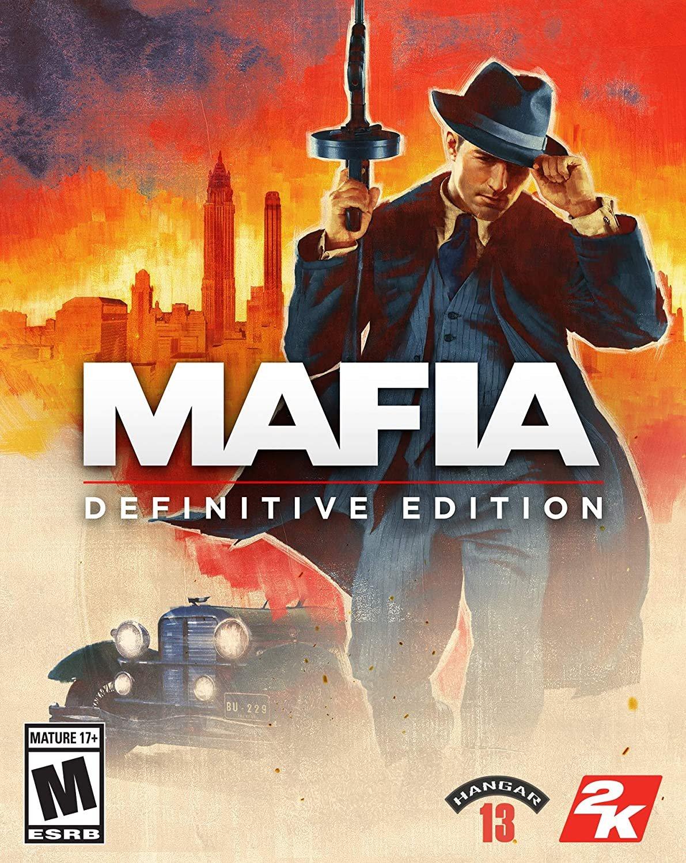Poster for Mafia: Definitive Edition