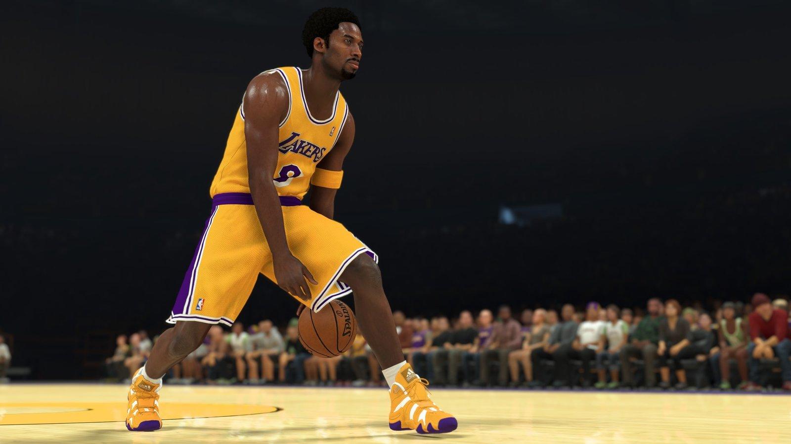 NBA 2K21 image 1