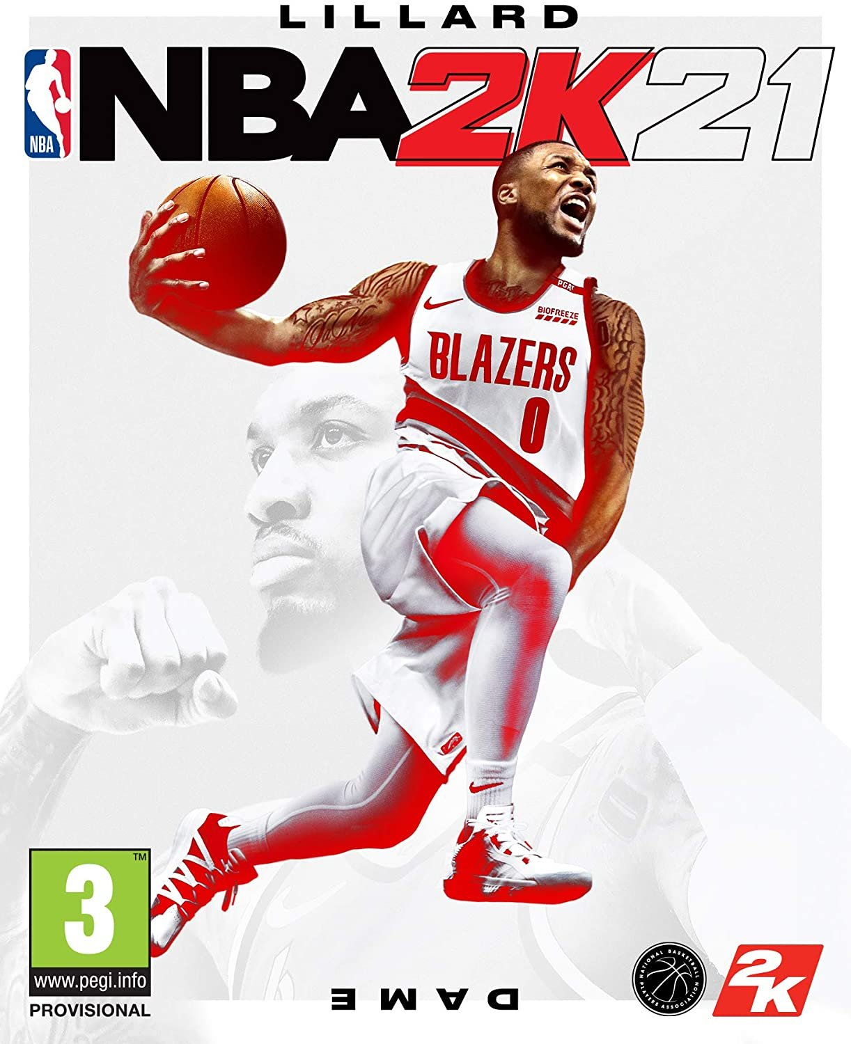 Poster for NBA 2K21