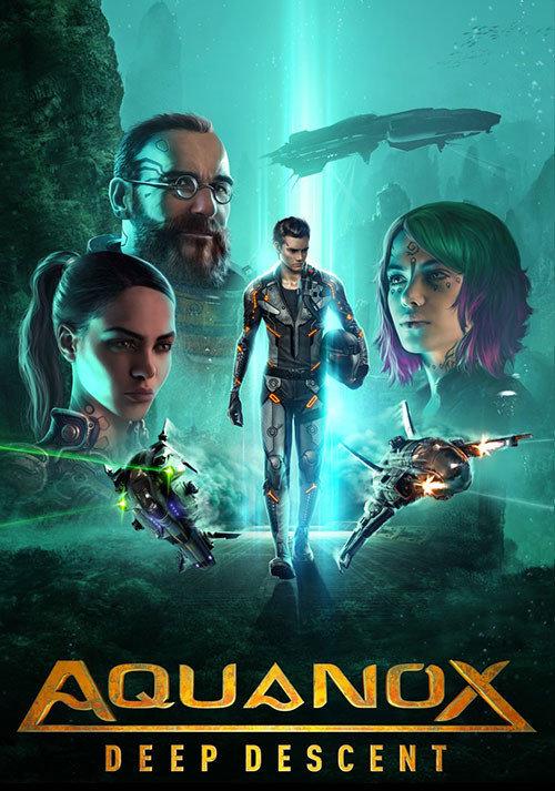 Poster for Aquanox: Deep Descent