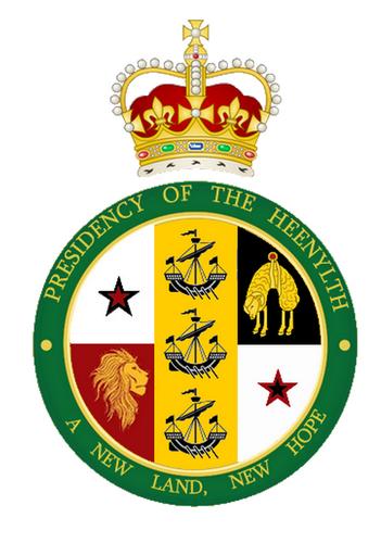 Logo présidence Etat fédéré de Heenylth