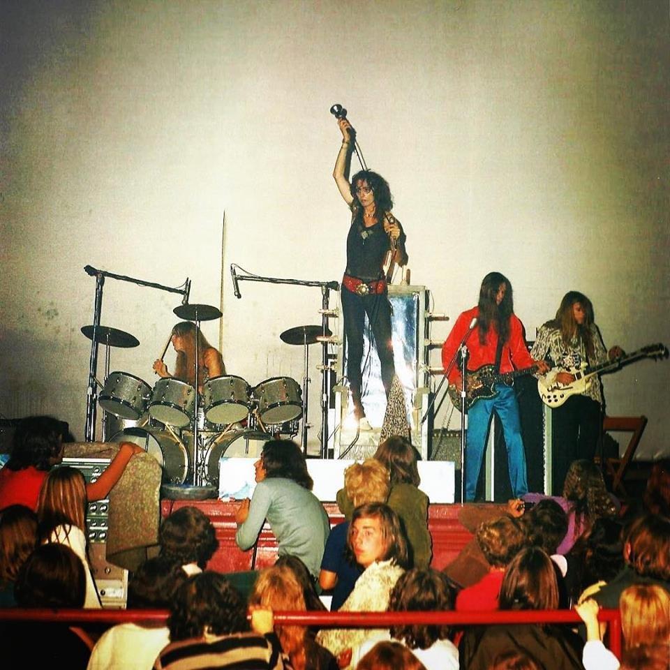 Alice Cooper en 1970 ? Detroit (Rock City)