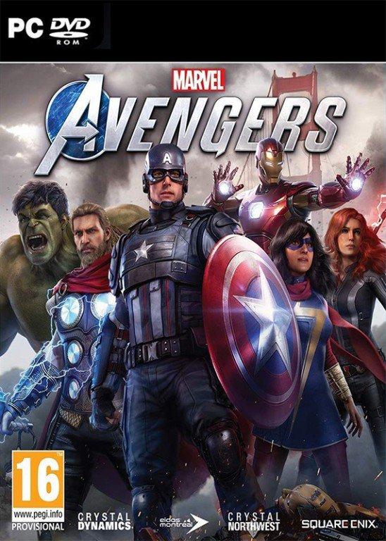 Poster for Marvel