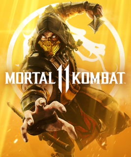 Poster for Mortal Kombat 11 Ultimate Edition