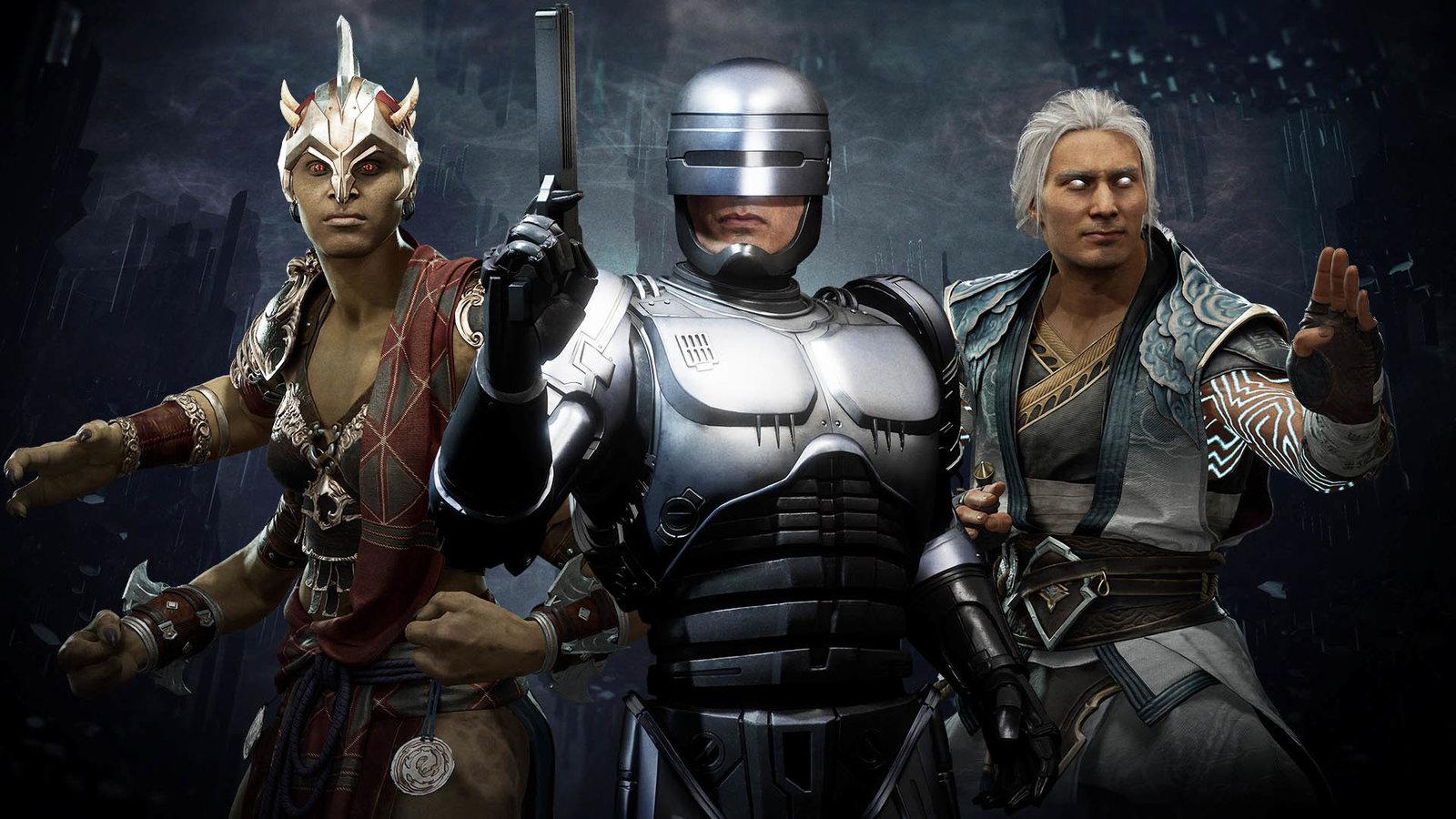 Mortal Kombat 11 Ultimate Edition image 1