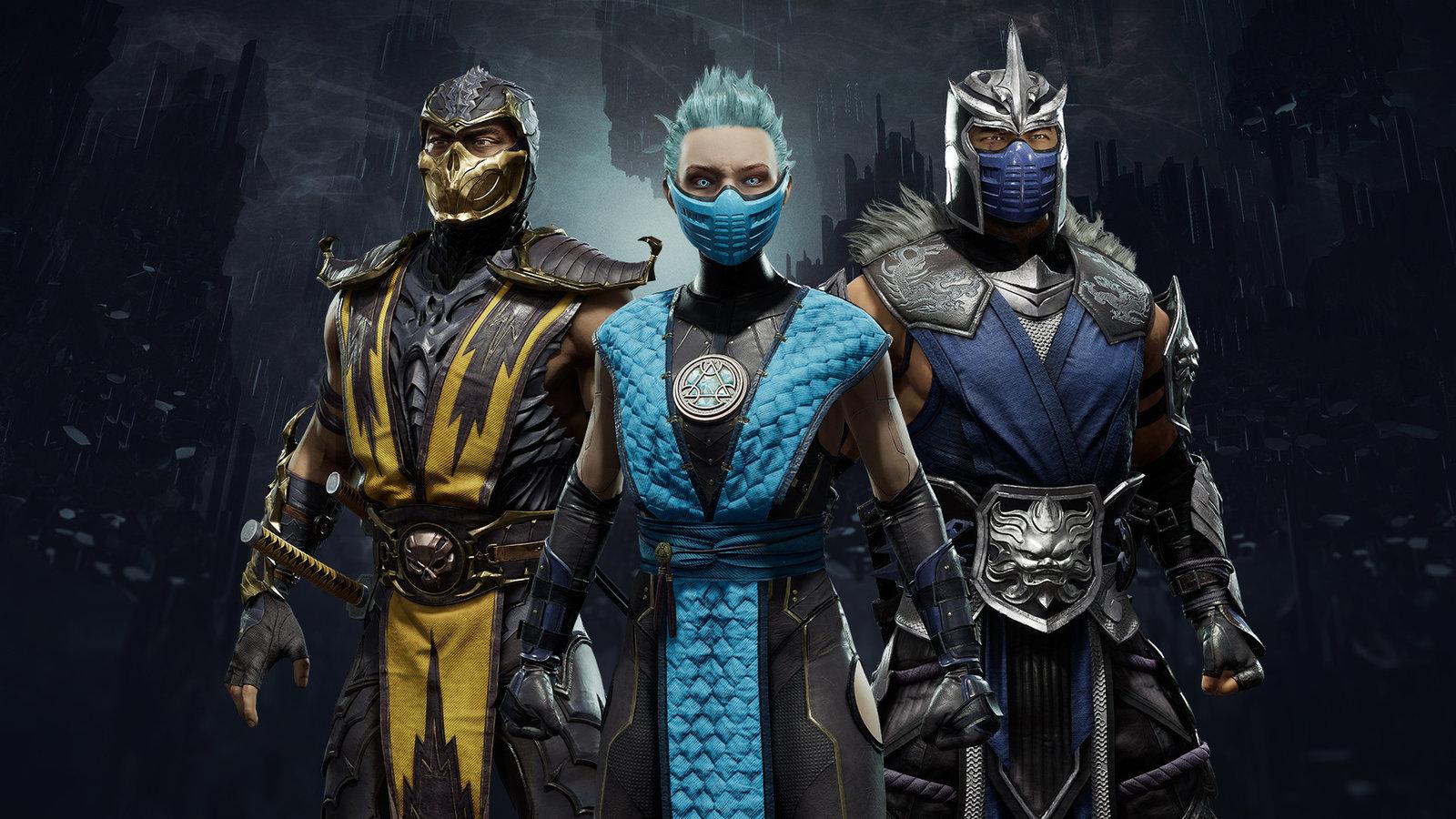 Mortal Kombat 11 Ultimate Edition image 2