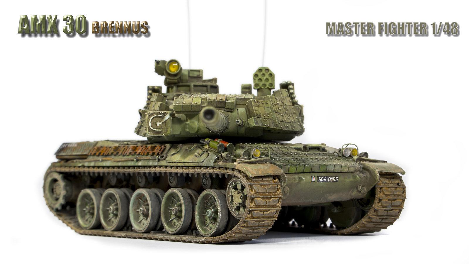 AMX30 BRENNUS 1/48 201018093631404765