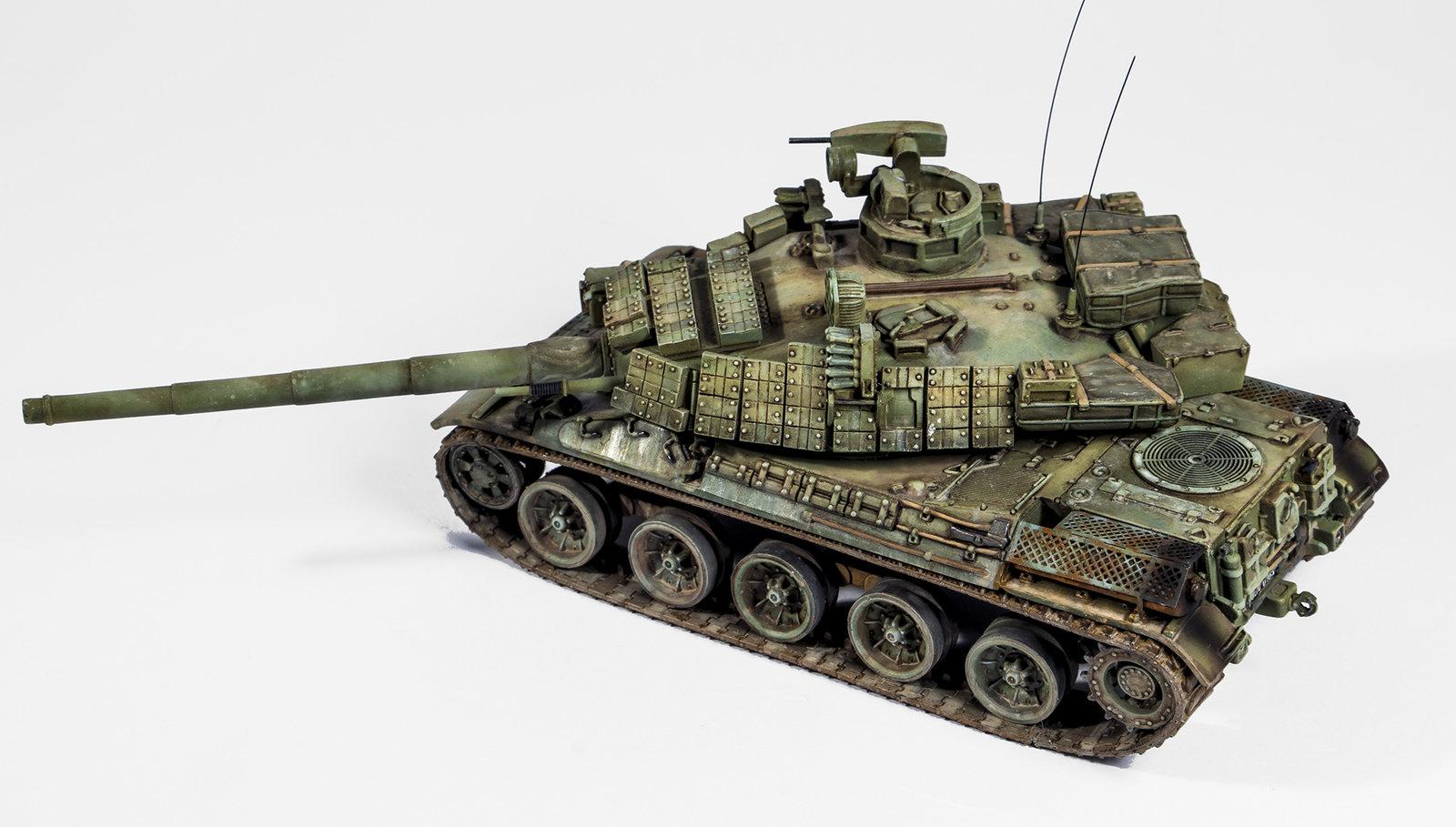 AMX30 BRENNUS 1/48 201018095241465976