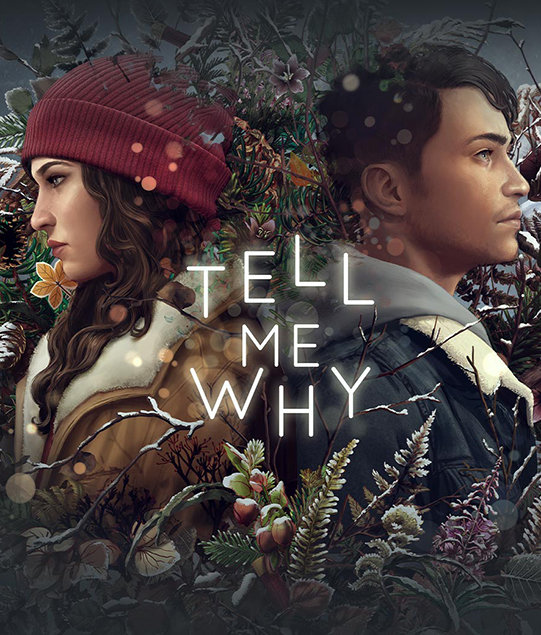 Poster for Tell Me Why