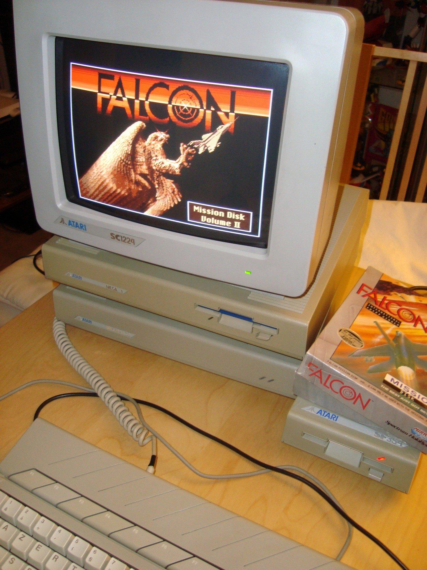[TEST] Lecteurs disquettes externes SF354/SF314 - Atari ST 201019124147530836