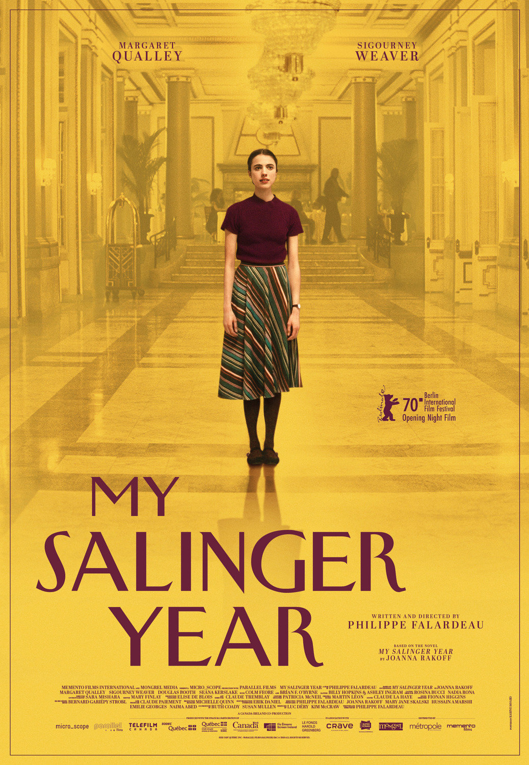 My Salinger Year (2020) poster image