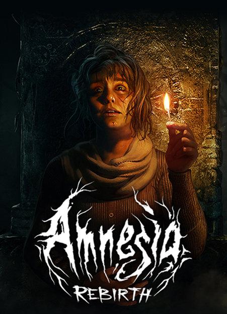 Poster for Amnesia: Rebirth