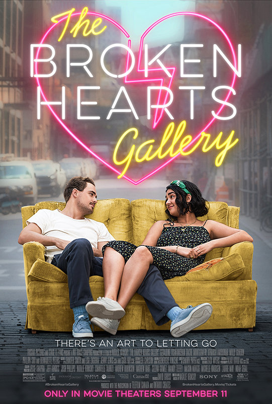 The Broken Hearts Gallery (2020) poster image