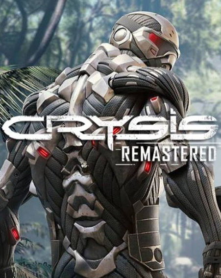 Poster for Crysis Remastered