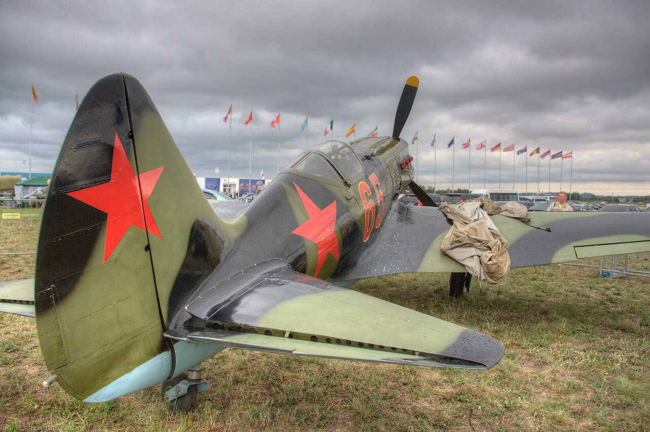 Duo de Mikoyan-Gurevitch MiG-3 [Trumpeter 1/32] 201022012429402662