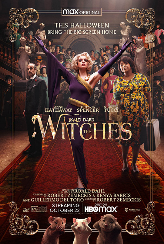 The Witches (2020) poster image