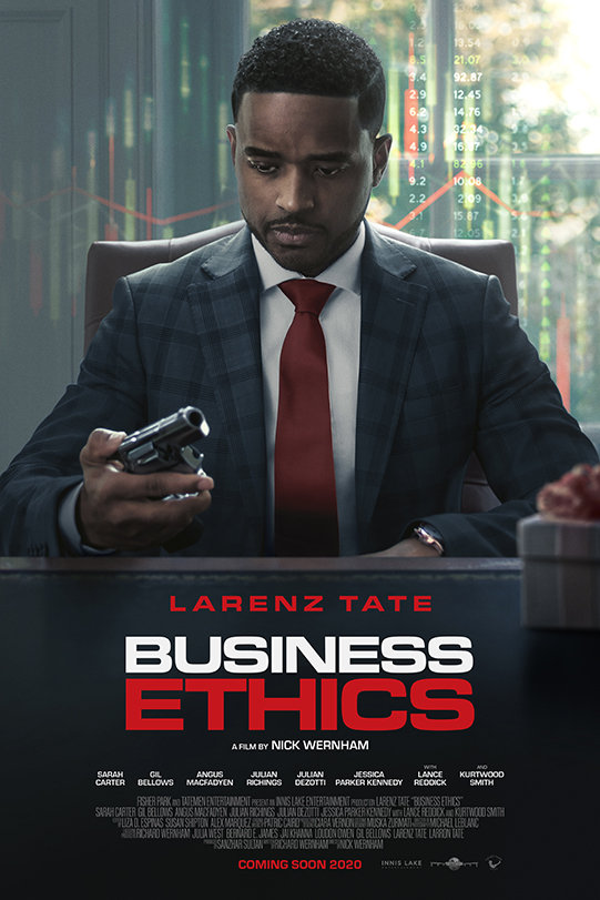 Business Ethics (2020) poster image