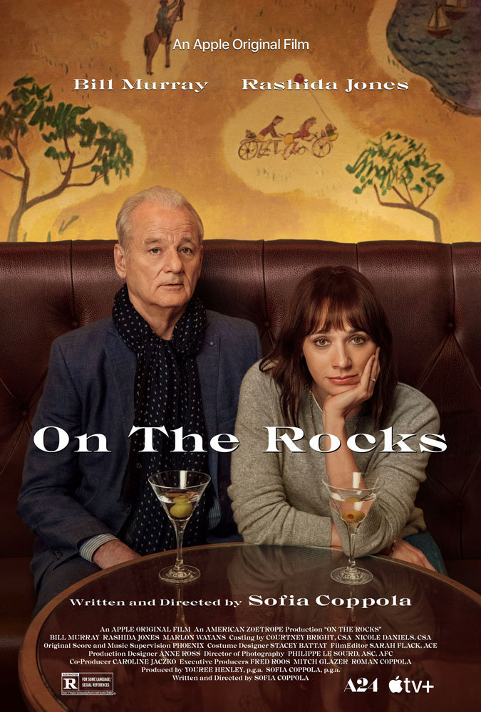 On the Rocks (2020) poster image